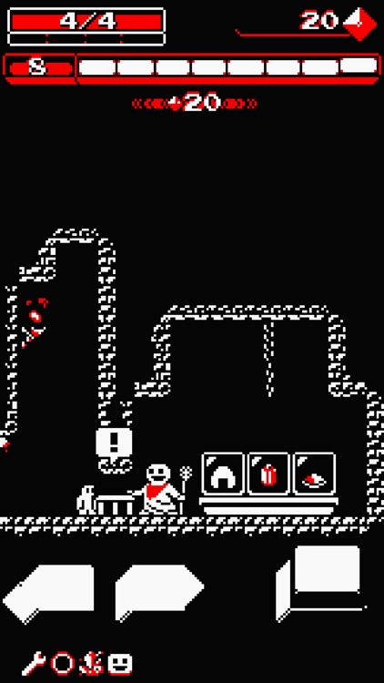 Downwell screenshot-4