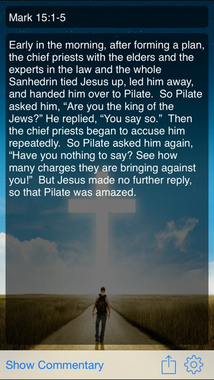 Jesus Speaks - Daily Bible Devotional