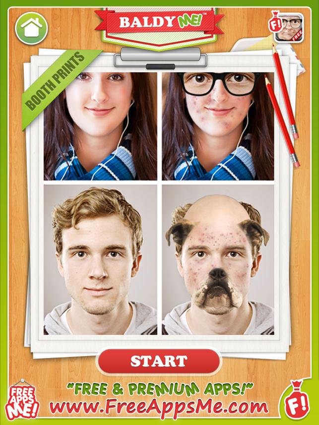 Baldy ME! HD - Einfach zu Haarausfall und keine Haare dich sich mit ...
