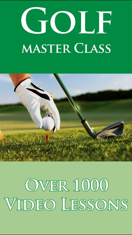 Golf Master Class screenshot-0