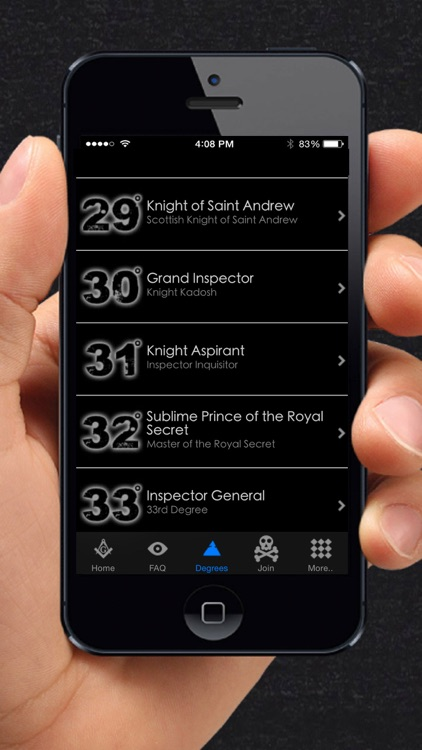 Freemason PRO screenshot-3