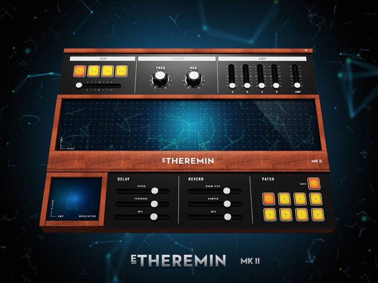 E–Theremin MKII screenshot-0