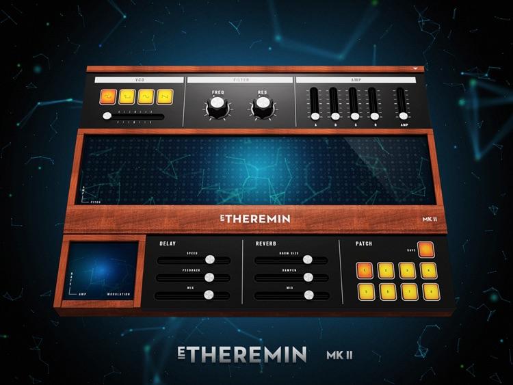 E–Theremin MKII screenshot-0
