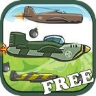 Batalla del pequeño avión Retro - Tiny Retro Plane Battle icon
