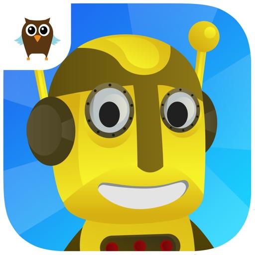 Secret Robot Lab - Free Game