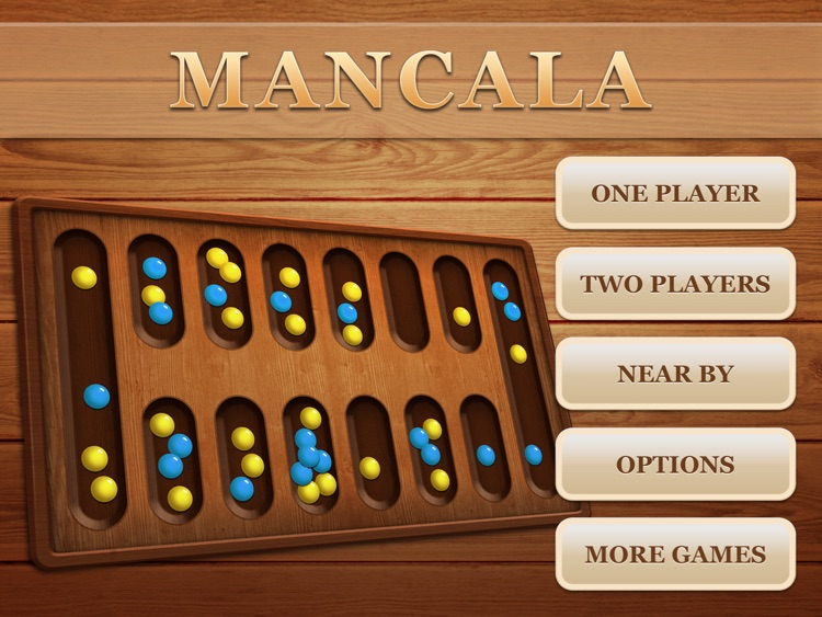 Mancala - Deluxe HD screenshot-0