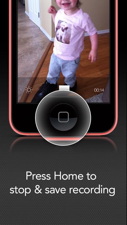 Capture — The Quick Video Camera