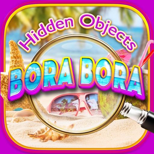 Hidden Objects - Bora Bora Fantasy Island Vacation Resort FREE