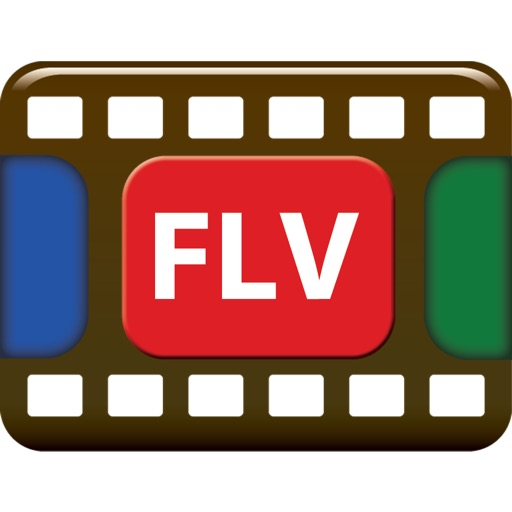 FLV Video Player icon