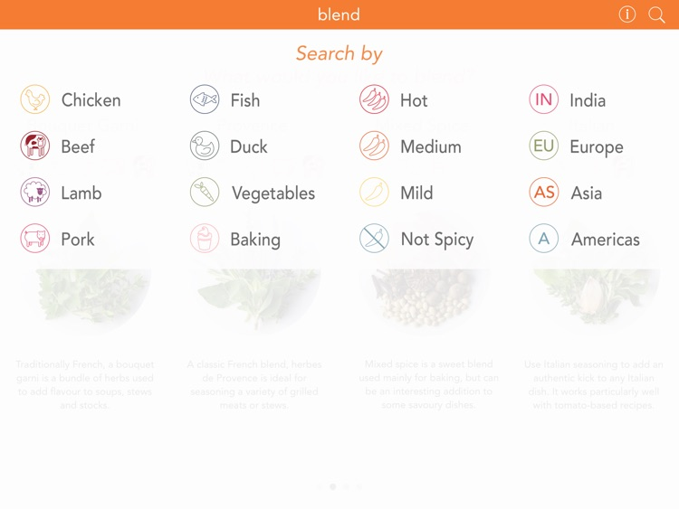 Blend : The Spice Blend Recipe App screenshot-3