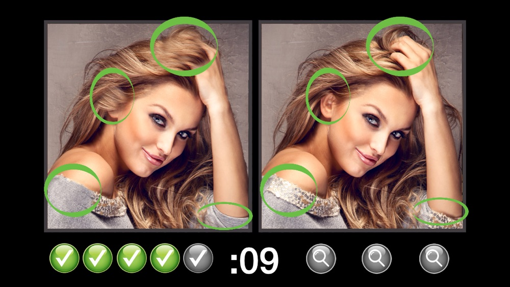 Spot the Difference Image Hunt Game hack tool