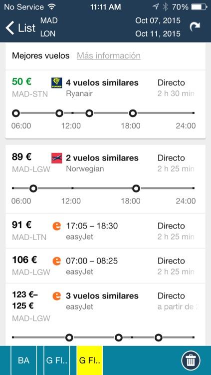 Madrid Airport (MAD) Flight Tracker - Aeropuerto de Madrid Barajas screenshot-4