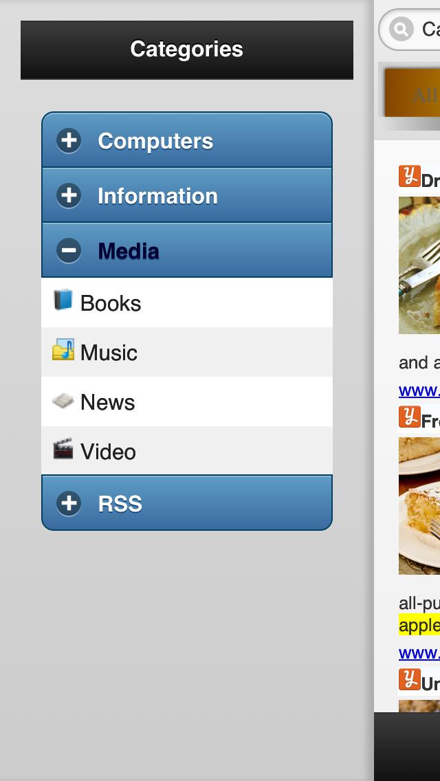 iNetProbe - Social Search screenshot two