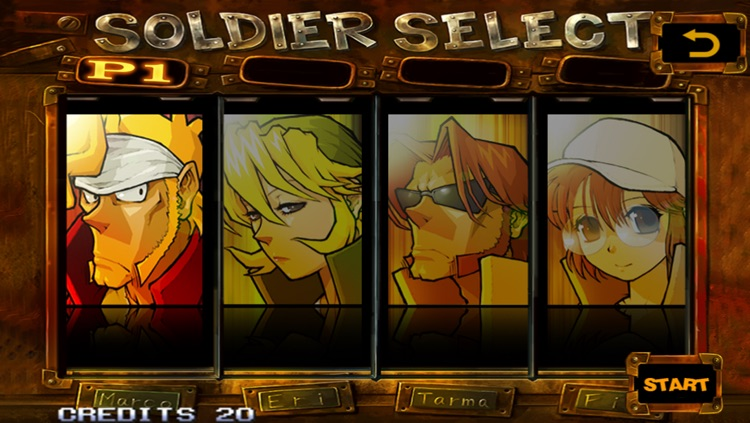 METAL SLUG 3 screenshot-0