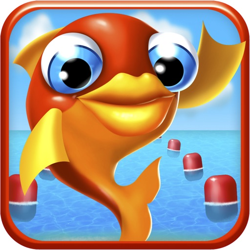 Fishy Splash Chase - Fish Swim Racing