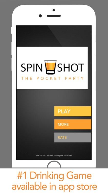 Spin Shot! - Pocket Party