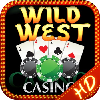 Aces Wild West Slots HD - New Doubledown 777 Bonanza Slots Game with Prize Wheel , Blackjack , Roulette and Fun Bonus Games