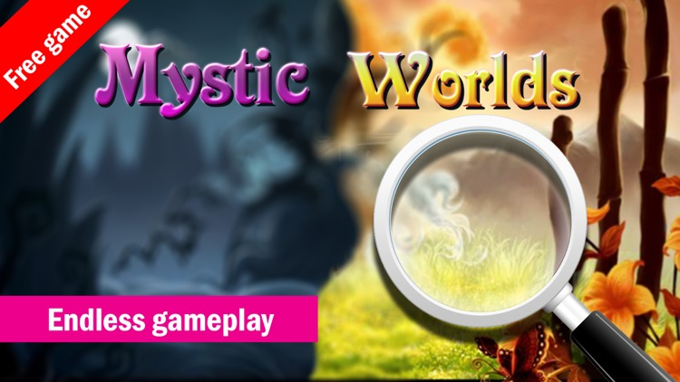 Spot the Difference: Mystic World