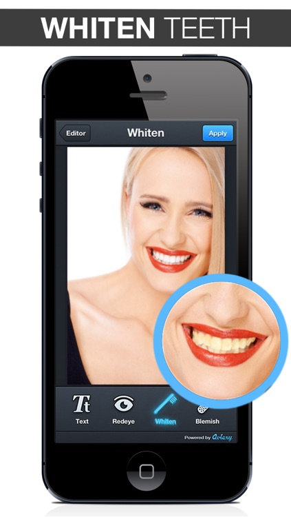 Hello, Gorgeous! Enhance Yr Natural Beauty w/ a Photo Retouch Editor!