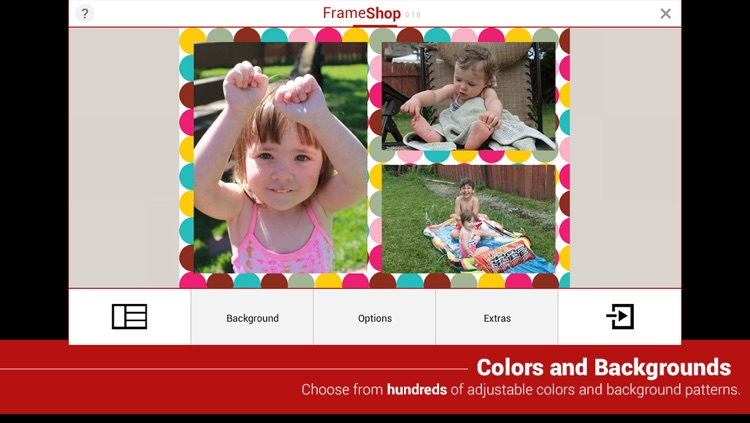 FrameShop - Photo Frame Editor HD