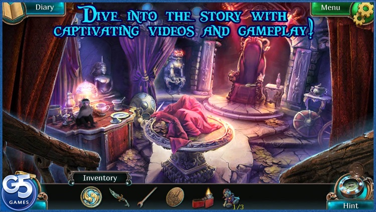 Nightmares from the Deep™: The Siren's Call screenshot-4