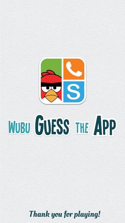 Wubu Guess the App - FREE Quiz Game screenshot-4