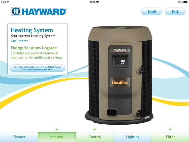 Hayward Energy Solutions screenshot-4