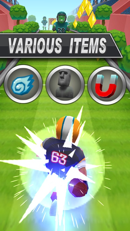 TouchDown Rush screenshot-4