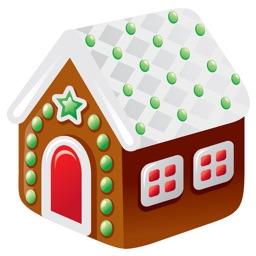 Gingerbread House Maker 3D