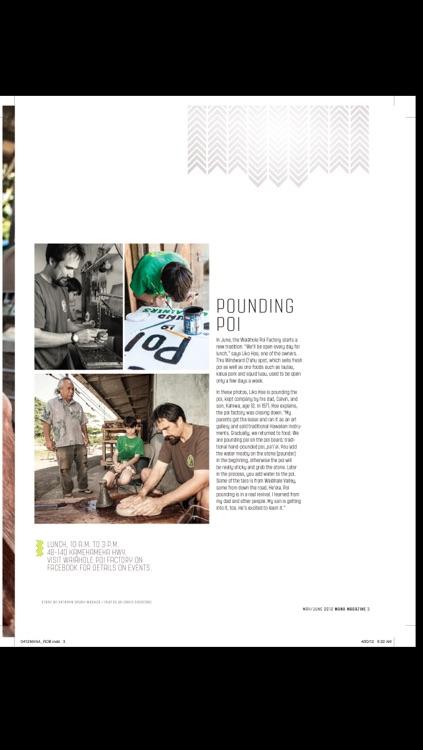Mana Magazine screenshot-3