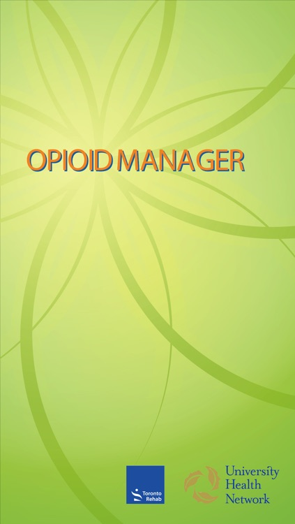 Opioid Manager