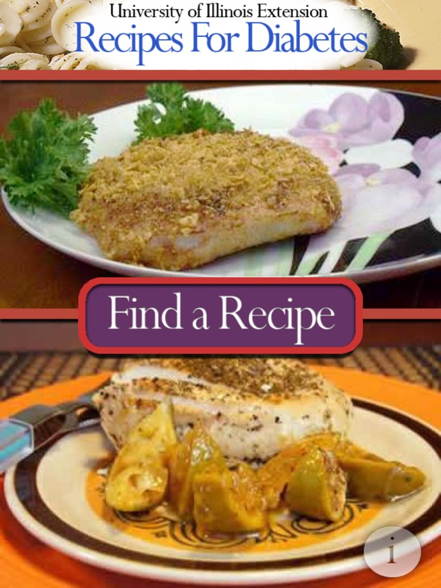 Recipes for diabetes on the app store recipes for diabetes on the app store forumfinder Image collections