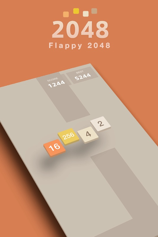 Flappy 2048 - Legend Continue - Online Game Hack and Cheat | Gehack com