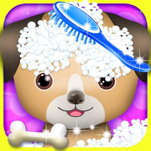 Pet Spa & Salon - kids games icon