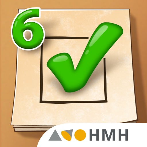 HMH Common Core Reading Practice and Assessment Grade 6