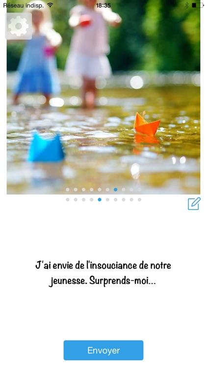 Le bout des lèvres - Humour et séduction screenshot-4