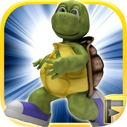 Turtle Hero Run 3D - Escape From The City Ninjas Free