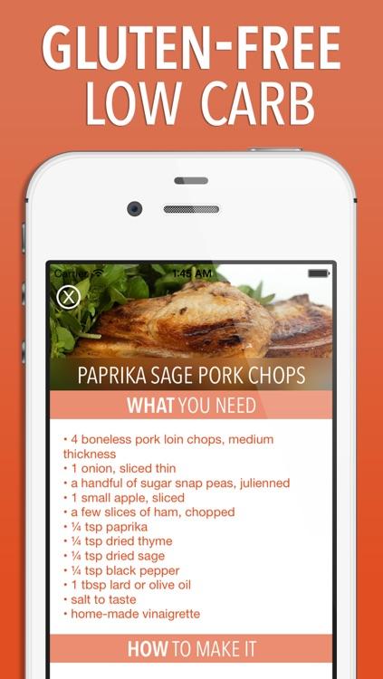 Paleo Meal Plan screenshot-4