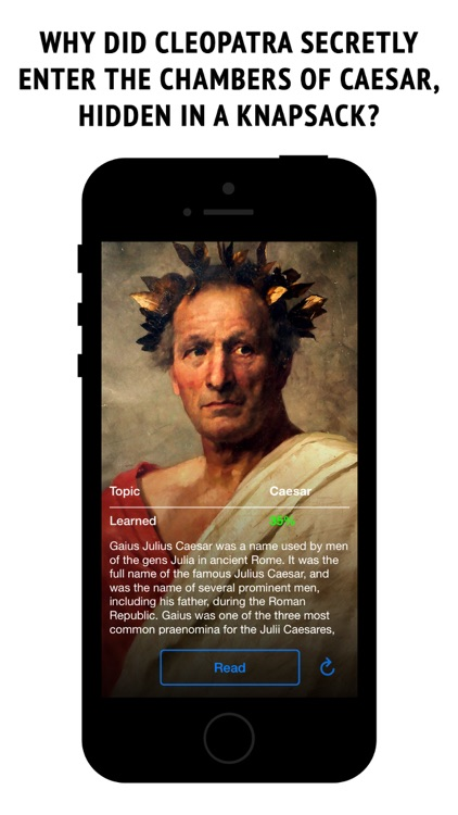 Empire - interactive encyclopedia