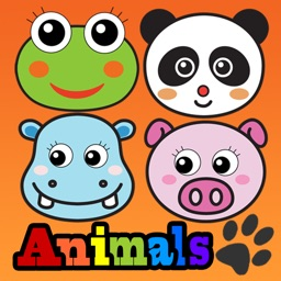 Touch Animals Lite, Animated Zoo and Farm Cartoon Animals for kids