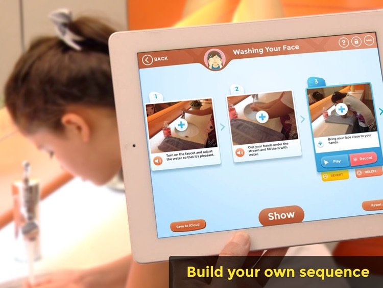 iDo Hygiene –Daily life skills activities, for individuals with special needs (full version) screenshot-3
