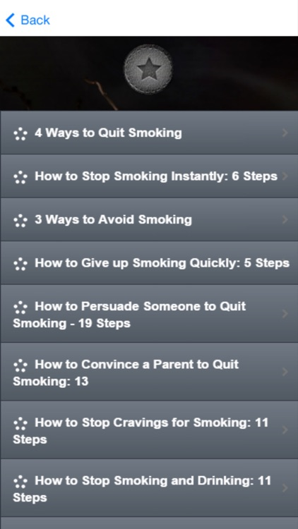 Quit Smoking Now - Self Help Tips To Stop Smoking