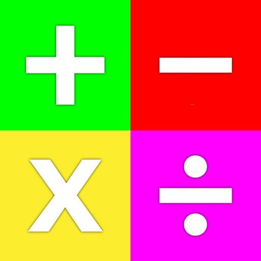 Maths Swipe Rush (Fast calculation & Skill game)