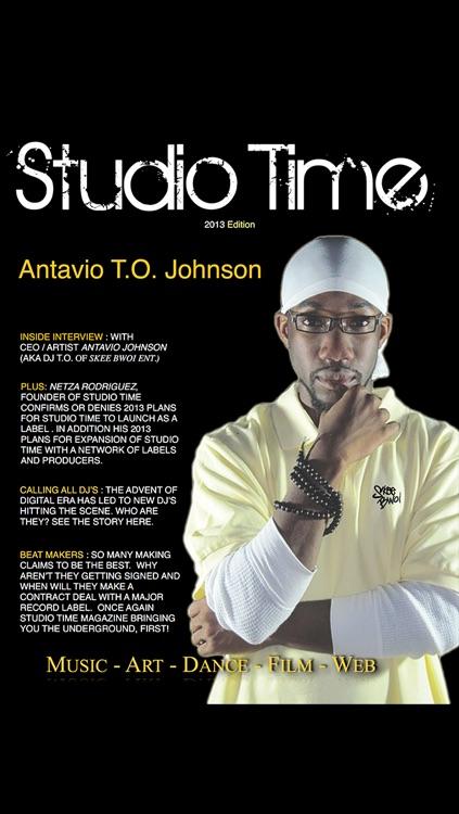Studio Time Magazine
