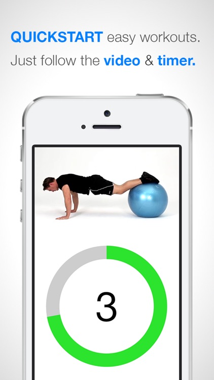 QUICKSTART FITNESS by Virtual Trainer