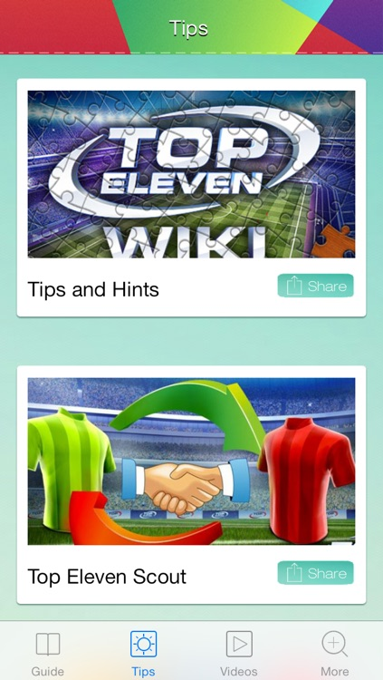 Guide for Top Eleven screenshot-3