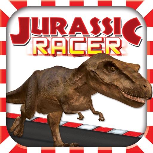 Jurassic Racer - Dinosaur Racing Game icon