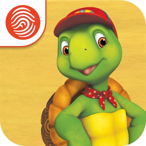 Franklin & Friends: Talk and Playset - A Fingerprint Network App