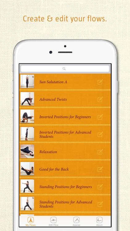 Yoga2go - myFlows screenshot-3