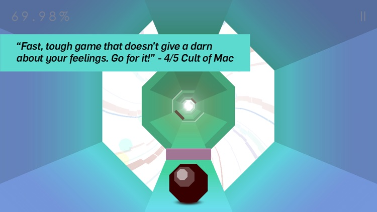 Octagon - A Minimal Arcade Game with Maximum Challenge screenshot-3